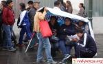 В Перу учителя столкнулись сполицией