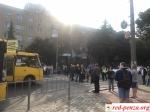 Бунт рабочих спиртзавода в Ивано-Франковске