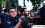 Арест грузинских железнодорожников