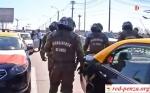 Чилийские таксисты заблокировали въезд ваэропорт