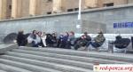 В Грузии продолжается голодовкаоппозиционеров